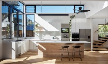 Local Australian Architecture And Interior Design Treetop House Created By Ben Callery Architects 1
