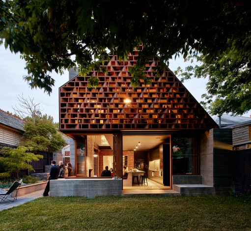 Local Australian Architecture And Interior Design Local House Created By Make Architecture 16