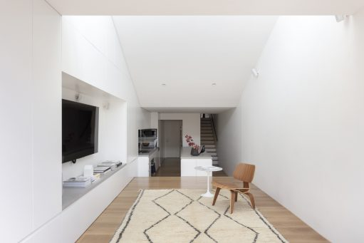 Local Australian Architecture And Interior Design Skylight Terrace By Josephine Hurley Architecture 5