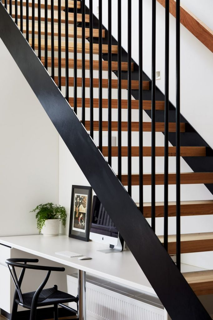 Local Australian Architecture And Interior Design Brunswick House Created By Chan Architecture 11