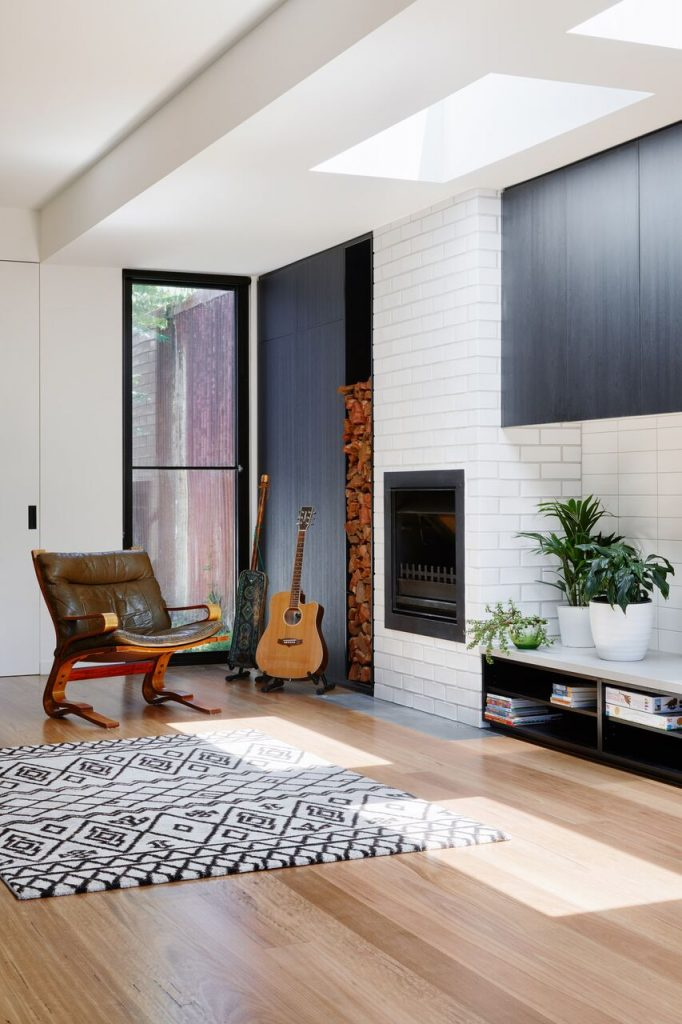 Local Australian Architecture And Interior Design Brunswick House Created By Chan Architecture 10