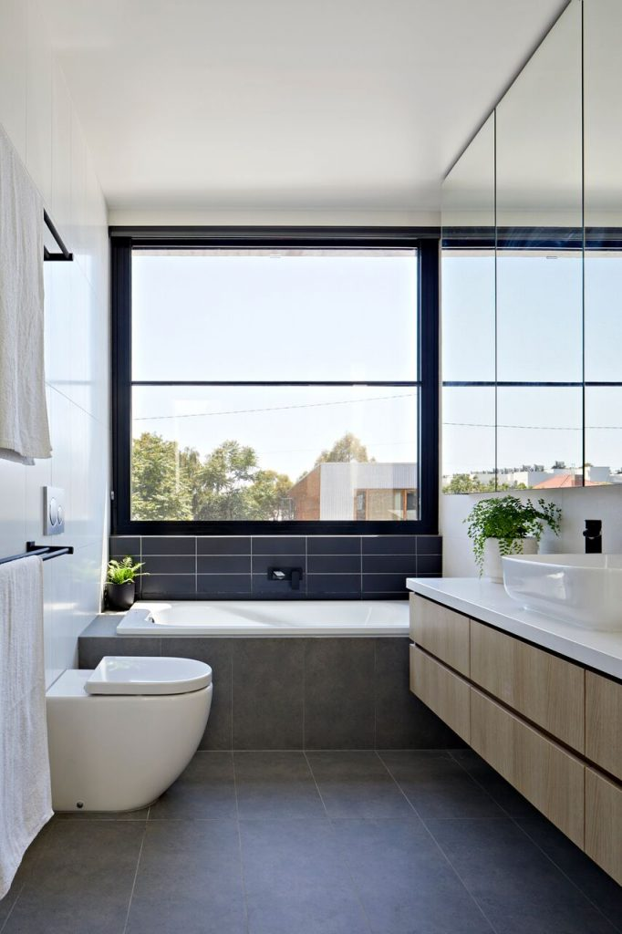 Local Australian Architecture And Interior Design Brunswick House Created By Chan Architecture 6