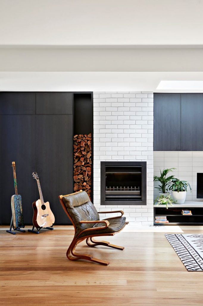 Local Australian Architecture And Interior Design Brunswick House Created By Chan Architecture 4