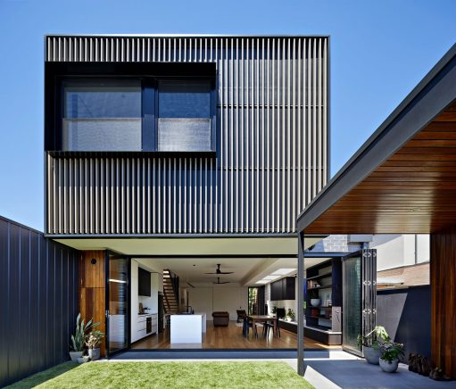Local Australian Architecture And Interior Design Brunswick House Created By Chan Architecture 1