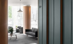 Yarra's Edge Apartment By Ha Architecture Local Australian Design And Interiors Docklands,vic Image 17