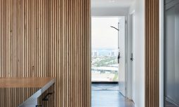 Yarra's Edge Apartment By Ha Architecture Local Australian Design And Interiors Docklands,vic Image 3