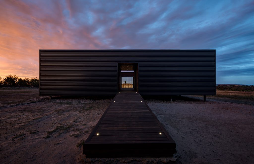 Gallery Of French Island Project By Ecoliv Sustainable Buildings Local Australian Design And Interiors French Island,vic Image 11 Min