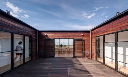 Gallery Of French Island Project By Ecoliv Sustainable Buildings Local Australian Design And Interiors French Island,vic Image 4 Min