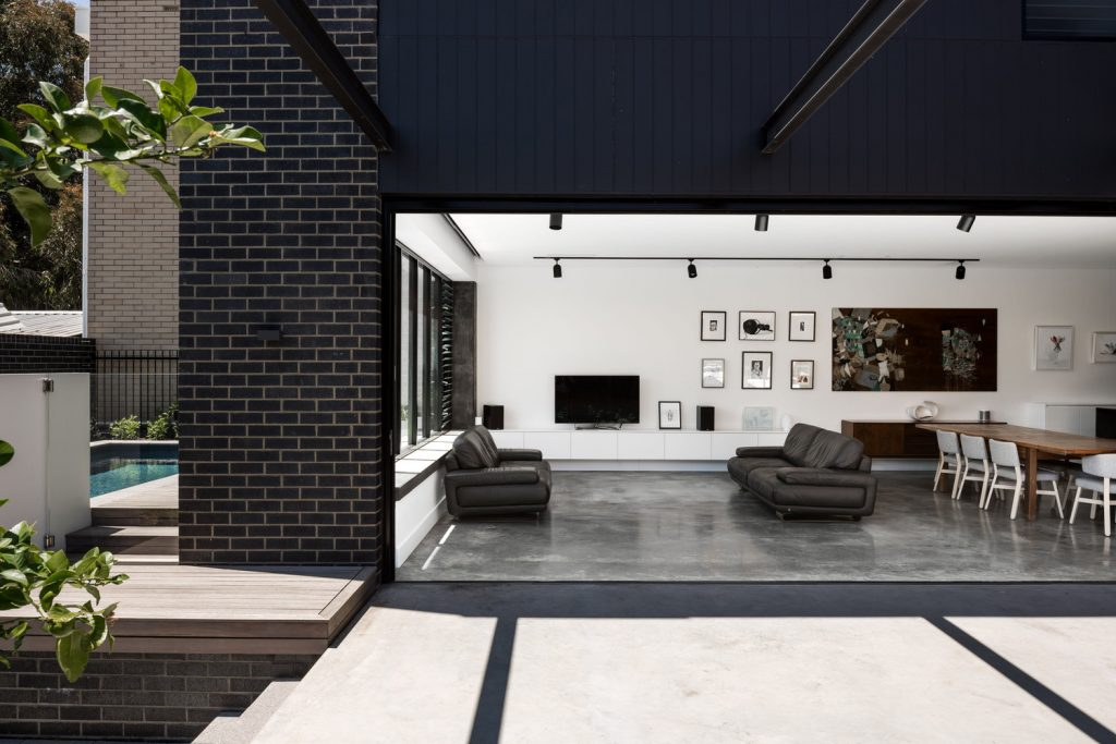 Gallery Of Urban House By Robeson Architects Local Australian Design And Interiors Shelton Park, Wa Image 14