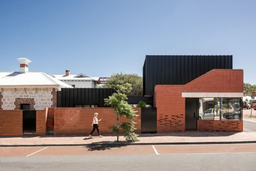 Gallery Of King George By Robeson Architects Local Australian Design And Interiors East Fremantle Wa Image 1