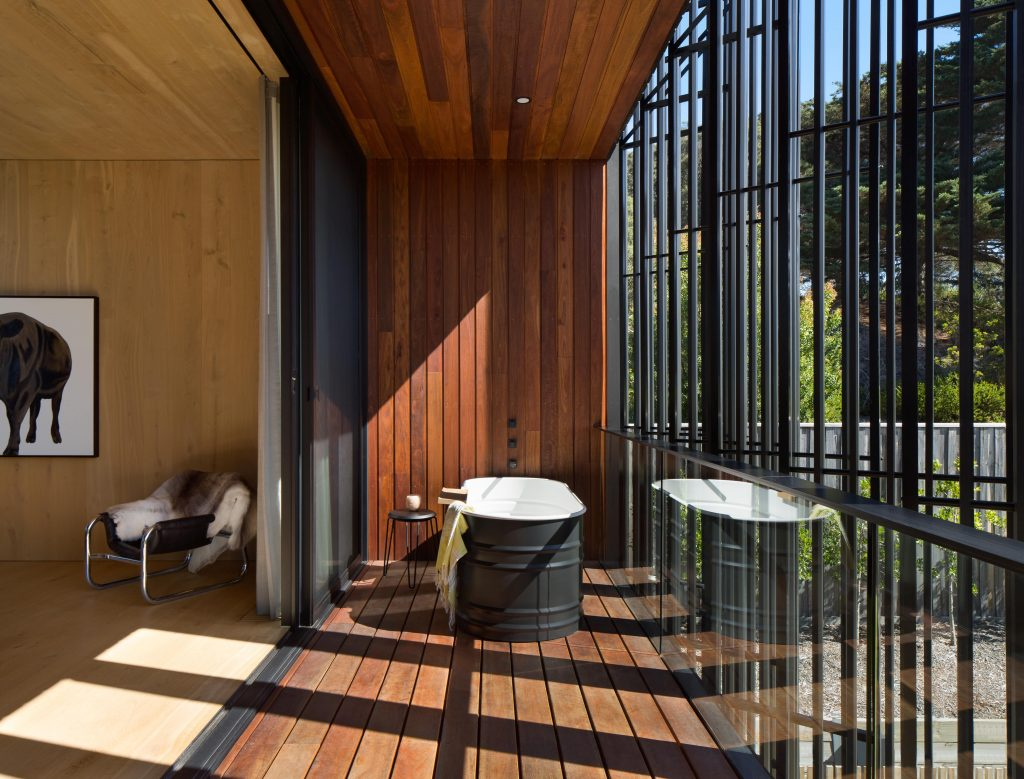Gallery Of Robinson House By Cera Stribley Architects Local Australian Design And Interiors Portsea, Vic Image 19