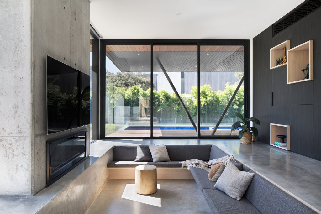 Gallery Of Robinson House By Cera Stribley Architects Local Australian Design And Interiors Portsea, Vic Image 16