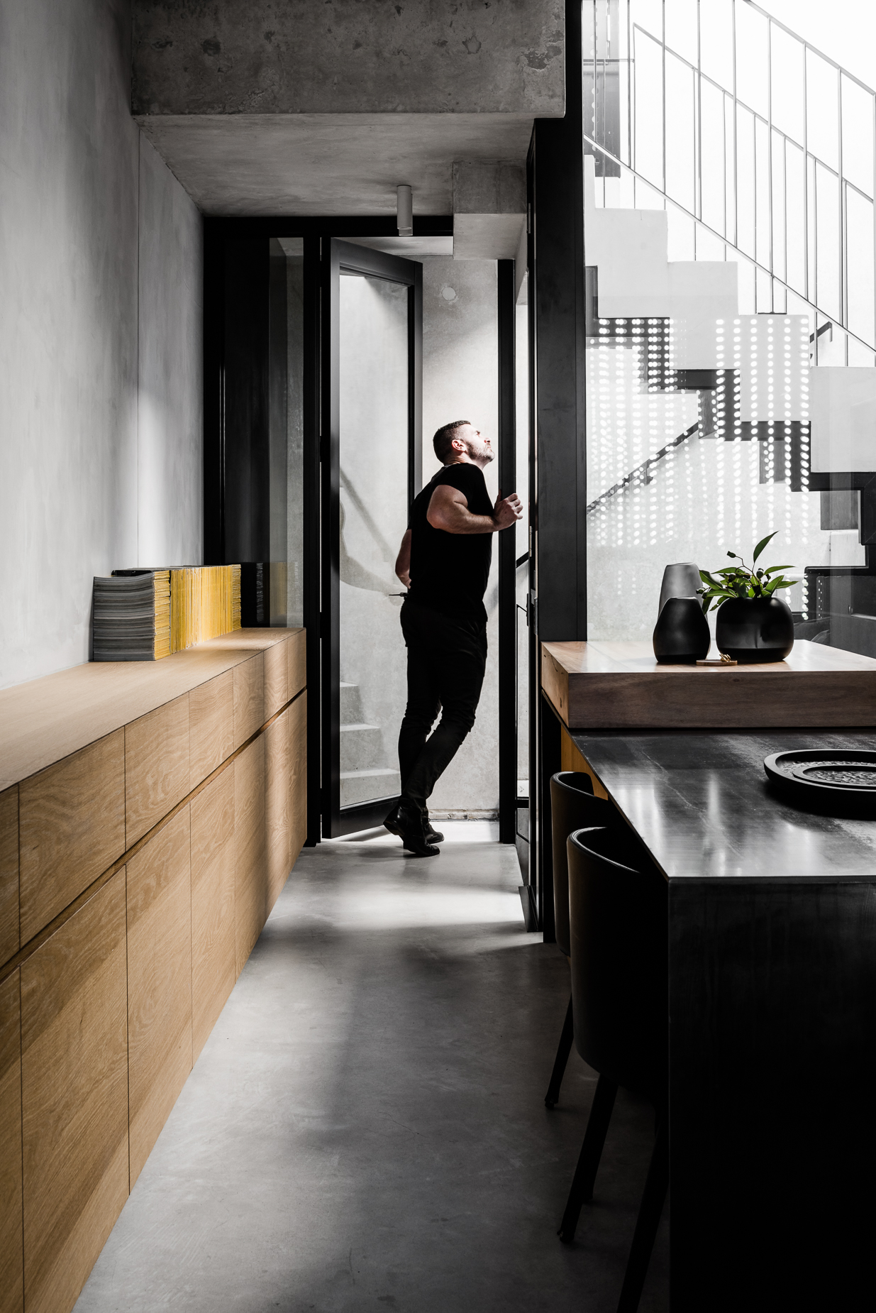 Gallery Of Campbell Street By Milieu Property Local Australian Design And Interiors Collingwood, Vic Image 12
