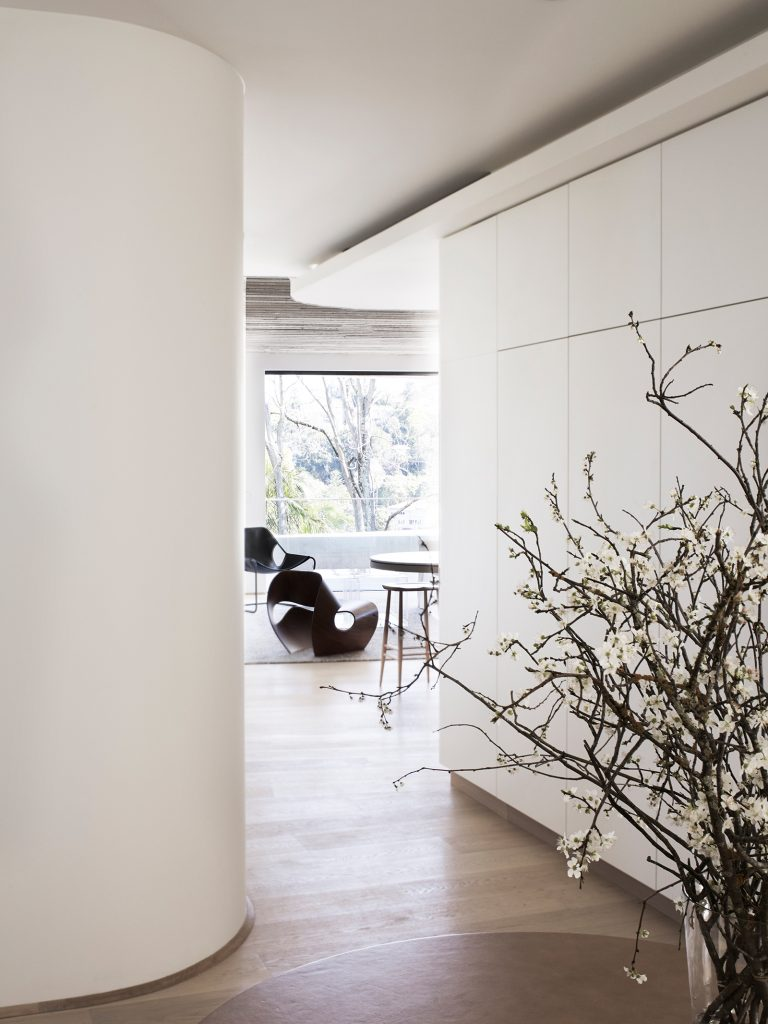 Gallery Of The Triplex Apartments By Luigi Rosselli Architects Local Australian Design And Interiors Bellevue Hill, Nsw Image 17