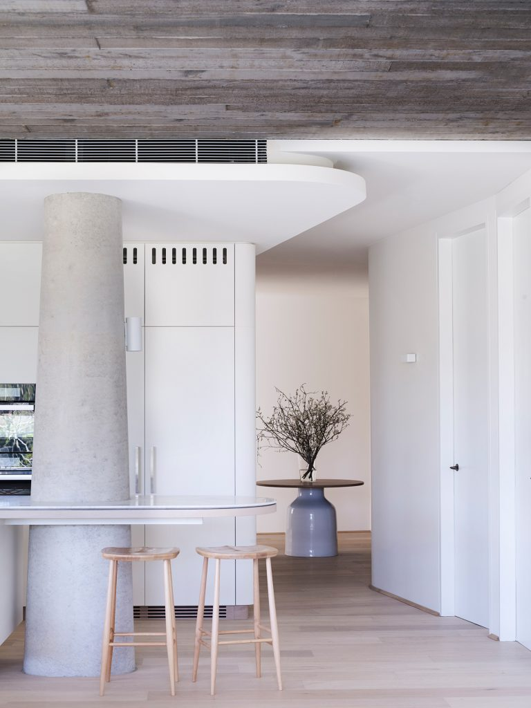 Gallery Of The Triplex Apartments By Luigi Rosselli Architects Local Australian Design And Interiors Bellevue Hill, Nsw Image 16