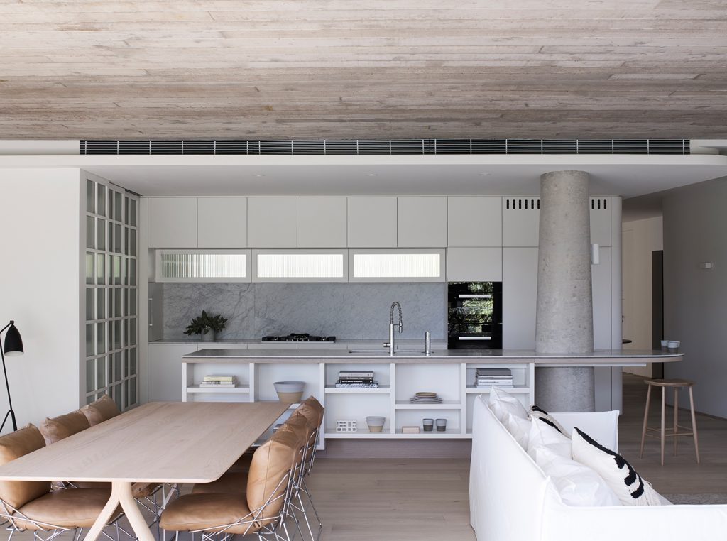 Gallery Of The Triplex Apartments By Luigi Rosselli Architects Local Australian Design And Interiors Bellevue Hill, Nsw Image 15