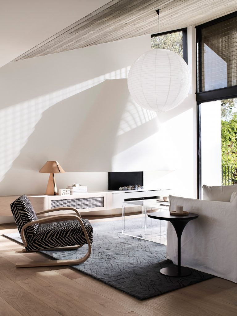 Gallery Of The Triplex Apartments By Luigi Rosselli Architects Local Australian Design And Interiors Bellevue Hill, Nsw Image 12