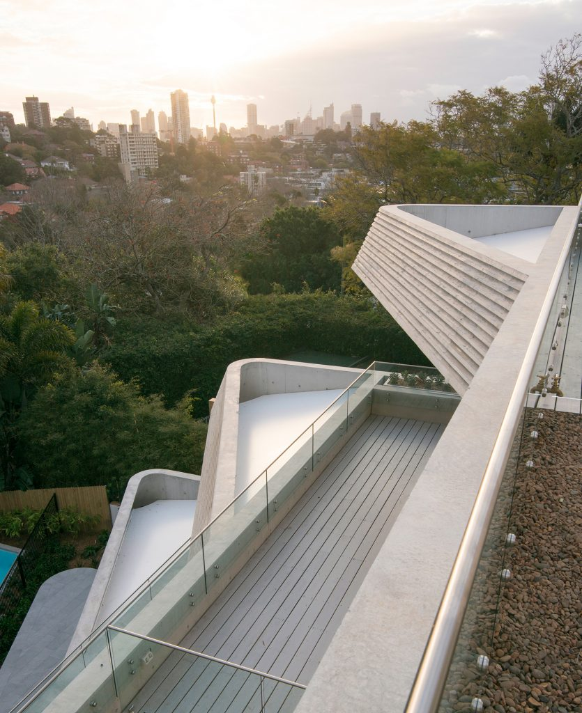 Gallery Of The Triplex Apartments By Luigi Rosselli Architects Local Australian Design And Interiors Bellevue Hill, Nsw Image 9