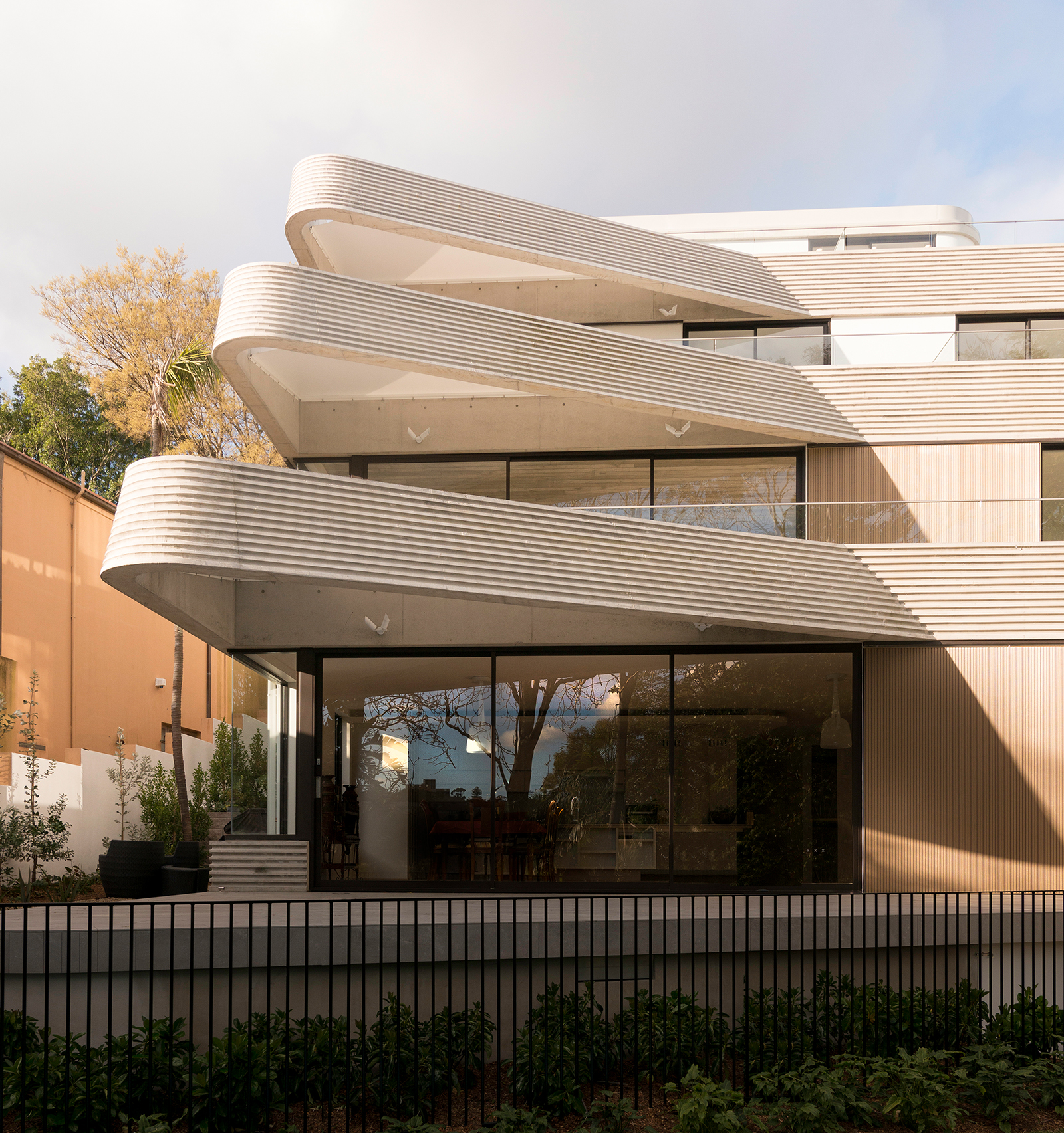 Gallery Of The Triplex Apartments By Luigi Rosselli Architects Local Australian Design And Interiors Bellevue Hill, Nsw Image 8