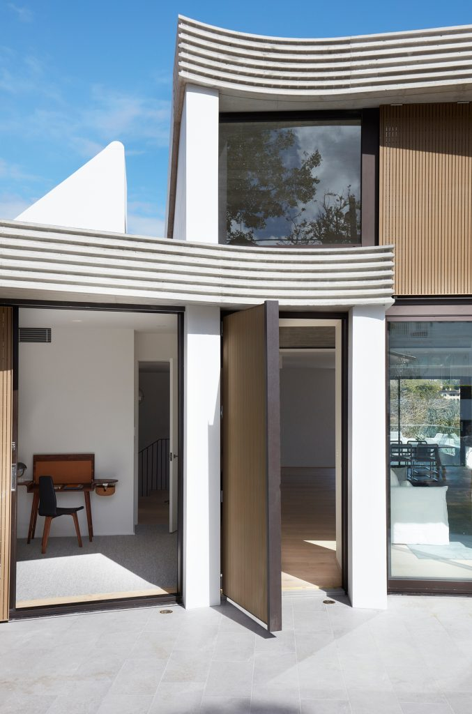 Gallery Of The Triplex Apartments By Luigi Rosselli Architects Local Australian Design And Interiors Bellevue Hill, Nsw Image 6