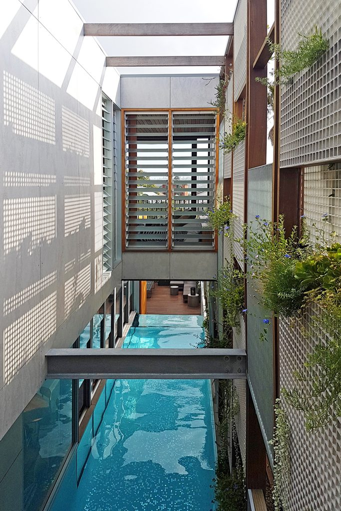 Gallery Of Living Screen House House By Cplusc Architectural Workshop Local Australian Design And Interiors North Bondi, Nsw Image 25