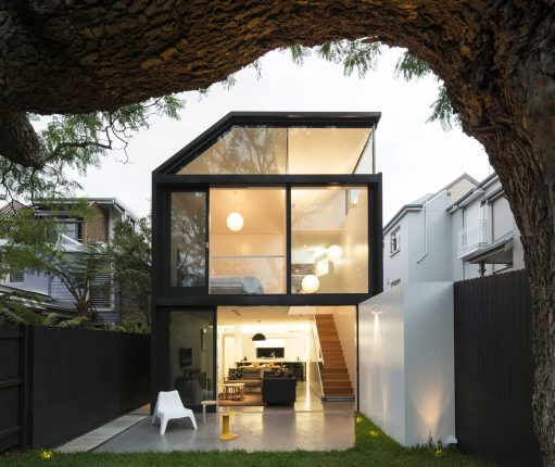 Gallery Of Cosgriff House By Christopher Polly Architect Local Australian Design And Interiors Annandale, Nsw Image 1