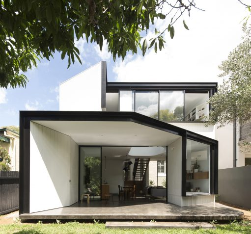 Gallery Of Unfurled House By Christopher Polly Architect Local Australian Design And Interiors Petersham, Nsw Image 1
