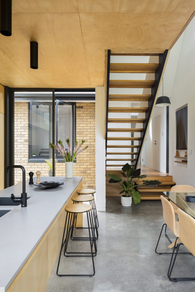 Gallery Of Binary House By Christopher Polly Architect Local Australian Design And Interiors Woolooware, Nsw Image 26