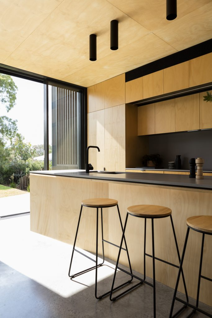 Gallery Of Binary House By Christopher Polly Architect Local Australian Design And Interiors Woolooware, Nsw Image 19
