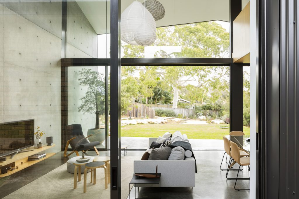 Gallery Of Binary House By Christopher Polly Architect Local Australian Design And Interiors Woolooware, Nsw Image 12