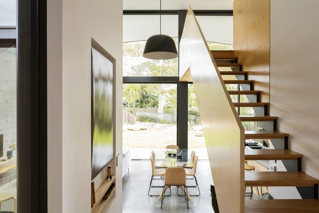 Gallery Of Binary House By Christopher Polly Architect Local Australian Design And Interiors Woolooware, Nsw Image 11