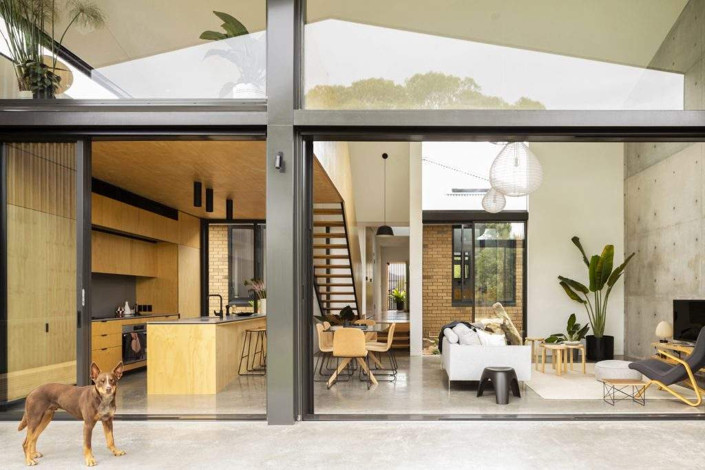 Gallery Of Binary House By Christopher Polly Architect Local Australian Design And Interiors Woolooware, Nsw Image 9