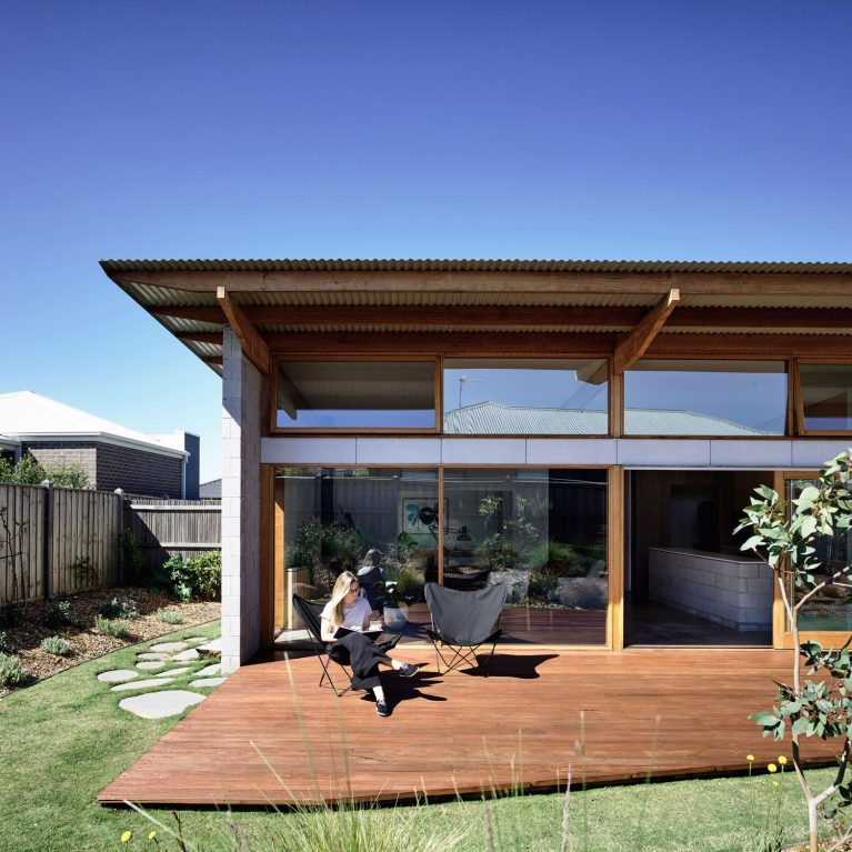 Local Australian Architecture And Interior Design Ballarat House Created By Elridge Anderson 2