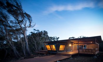 Local Australian Architecture And Interior Design Three Capes Track Cabins Created By Jaws Architecture 7