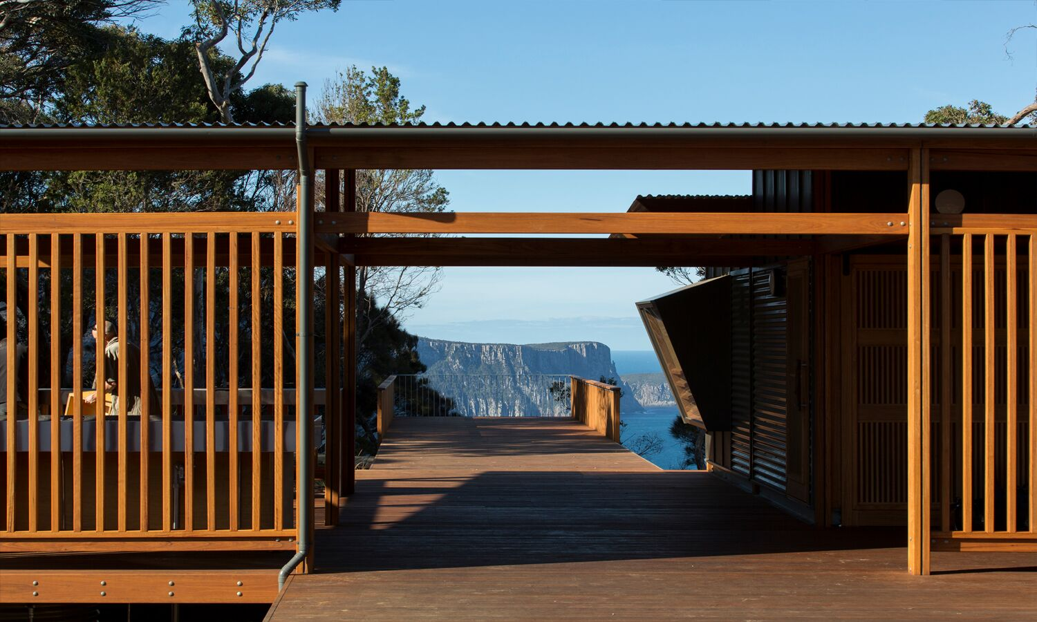 Local Australian Architecture And Interior Design Three Capes Track Cabins Created By Jaws Architecture 1