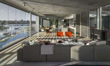 Local Australian Architecture And Interior Design Link House By Renato D'ettorre Architects 10