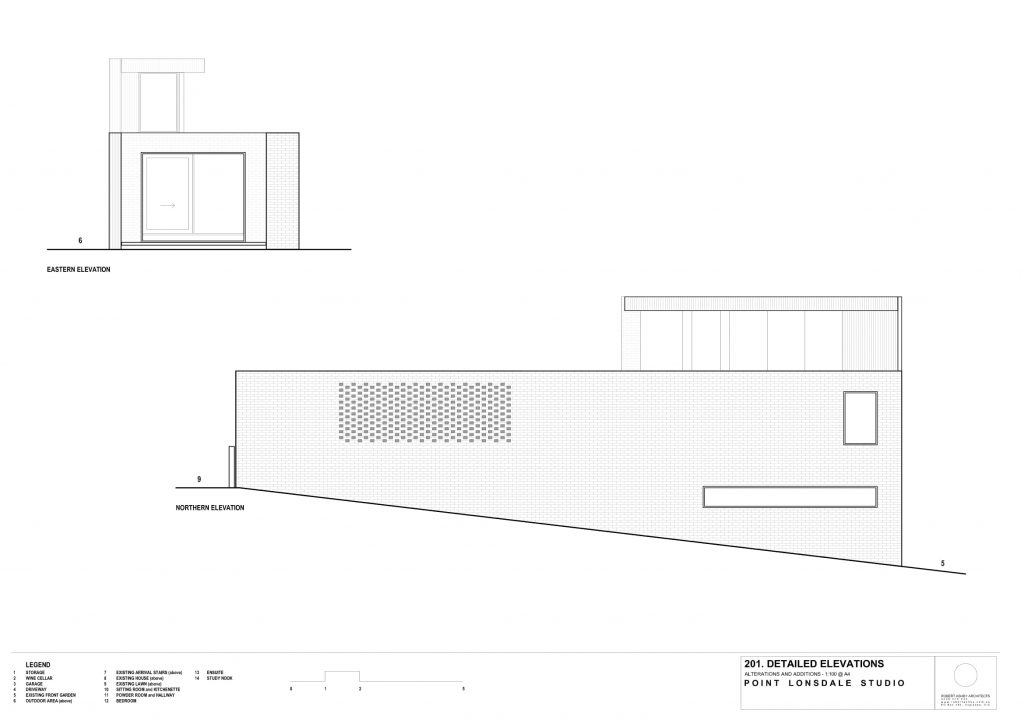 Local Australian Architecture And Interior Design Point Lonsdale Studio Created By Robert Ashby Architects 20