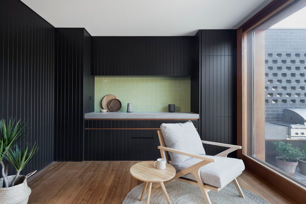 Local Australian Architecture And Interior Design Point Lonsdale Studio Created By Robert Ashby Architects 5