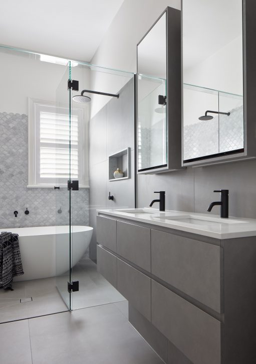 Gallery Of Malvern East Home By Smarter Bathrooms+ Local Design And Interiors Malvern East, Vic Image 1
