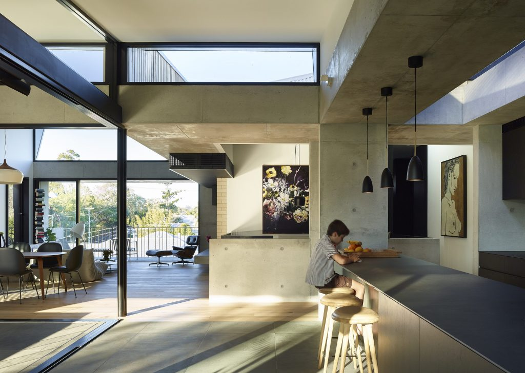 Gallery Of Sorrel Street By Shaun Lockyer Architects Local Australian Design And Interiors Paddington, Qld Image 17 Min