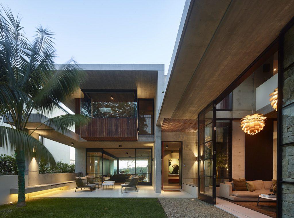 Mosman House By Shaun Lockyer Architect