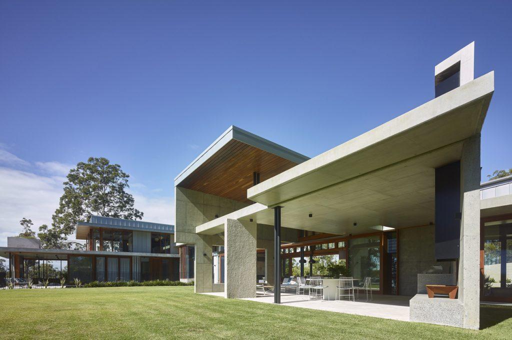 The Nest House By Shaun Lockyer Architect