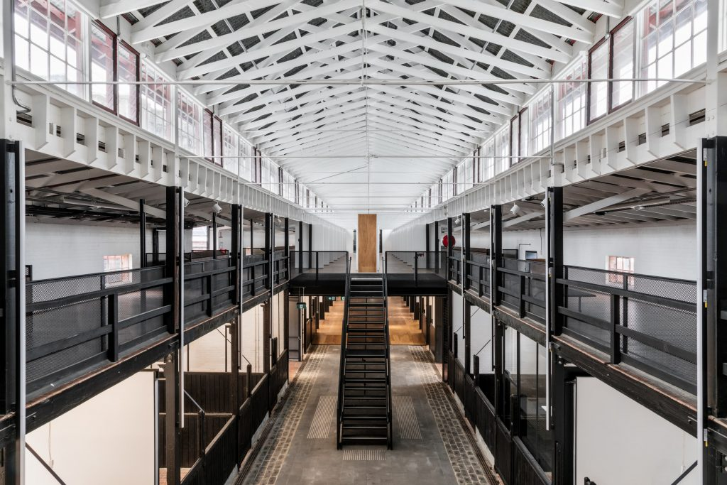 The 2018 Victorian Architecture Awards Feature Article Australiavictorian College Of The Arts Former Mounted Police Stables Kerstin Thompson Architects (photo Trevor Mein) Min