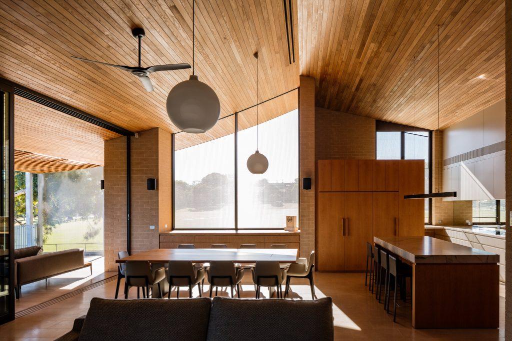 The 2018 Victorian Architecture Awards Feature Article Australiapark House Kerstin Thompson Architects (photog Trevor Mein) Min
