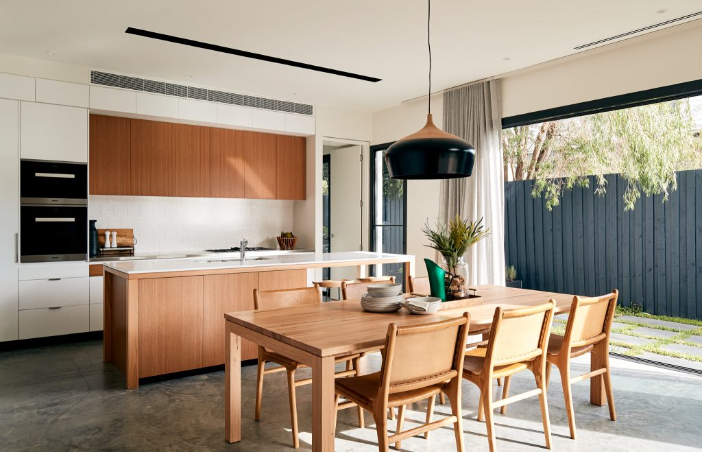 Gallery Of Northcote House 02 By Star Architecture Local Interior Design And Architecture Northcote, Vic Image 10