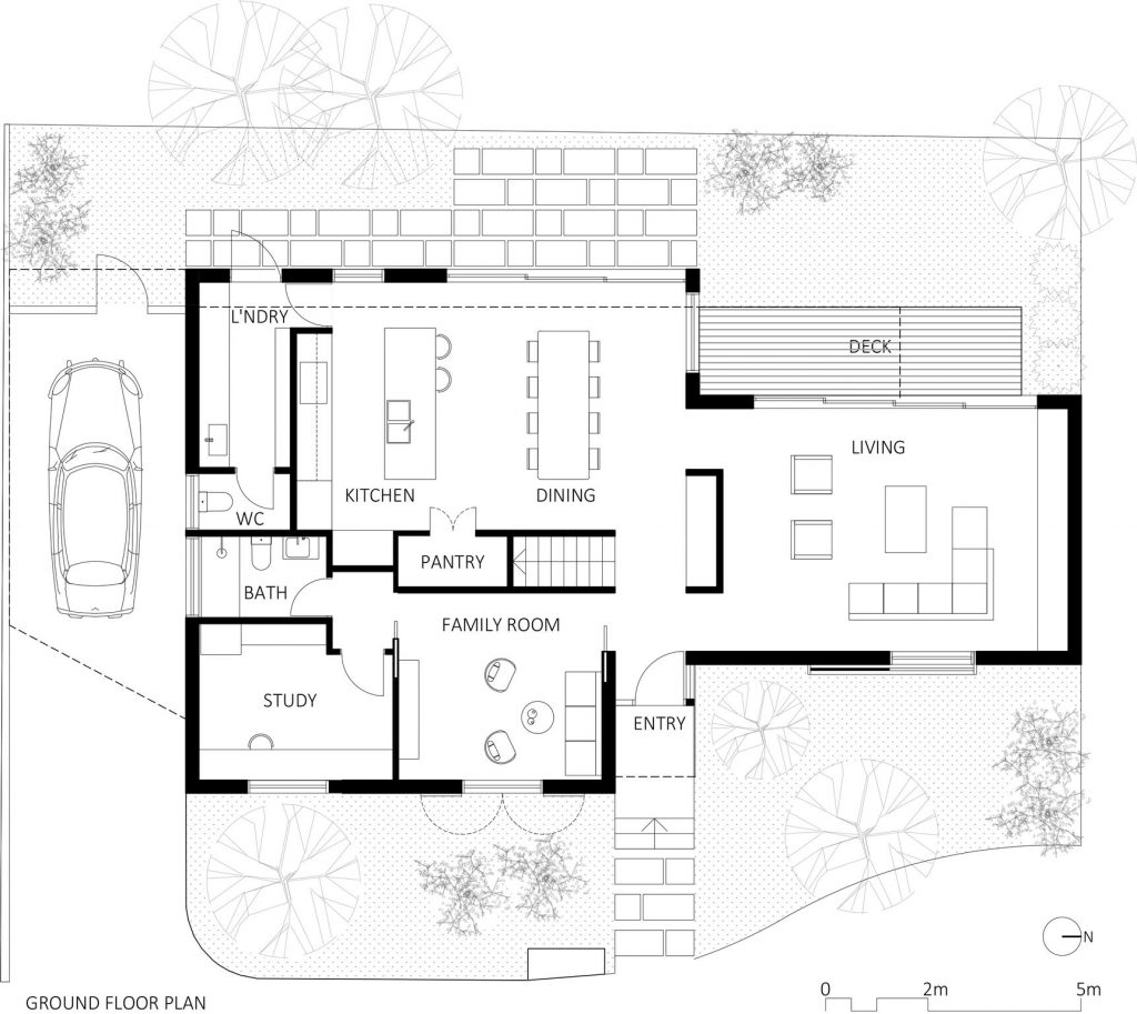 Gallery Of Northcote House 02 By Star Architecture Local Design And Interior Architecture Northcote, Vic Image 32