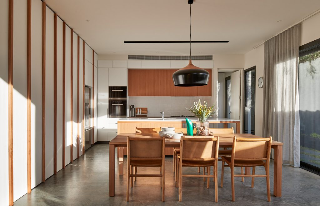 Gallery Of Northcote House 02 By Star Architecture Local Design And Interior Architecture Northcote, Vic Image 29