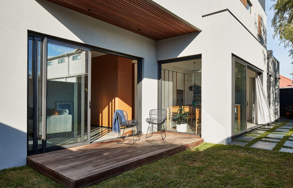 Gallery Of Northcote House 02 By Star Architecture Local Australian Interiors And Landscape Architecture Northcote, Vic Image 25