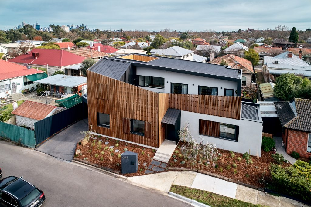 Gallery Of Northcote House 02 By Star Architecture Local Australian Interiors And Landscape Architecture Northcote, Vic Image 22