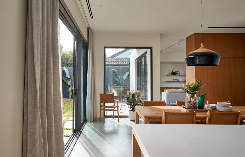 Gallery Of Northcote House 02 By Star Architecture Local Australian Interiors And Landscape Architecture Northcote, Vic Image 21